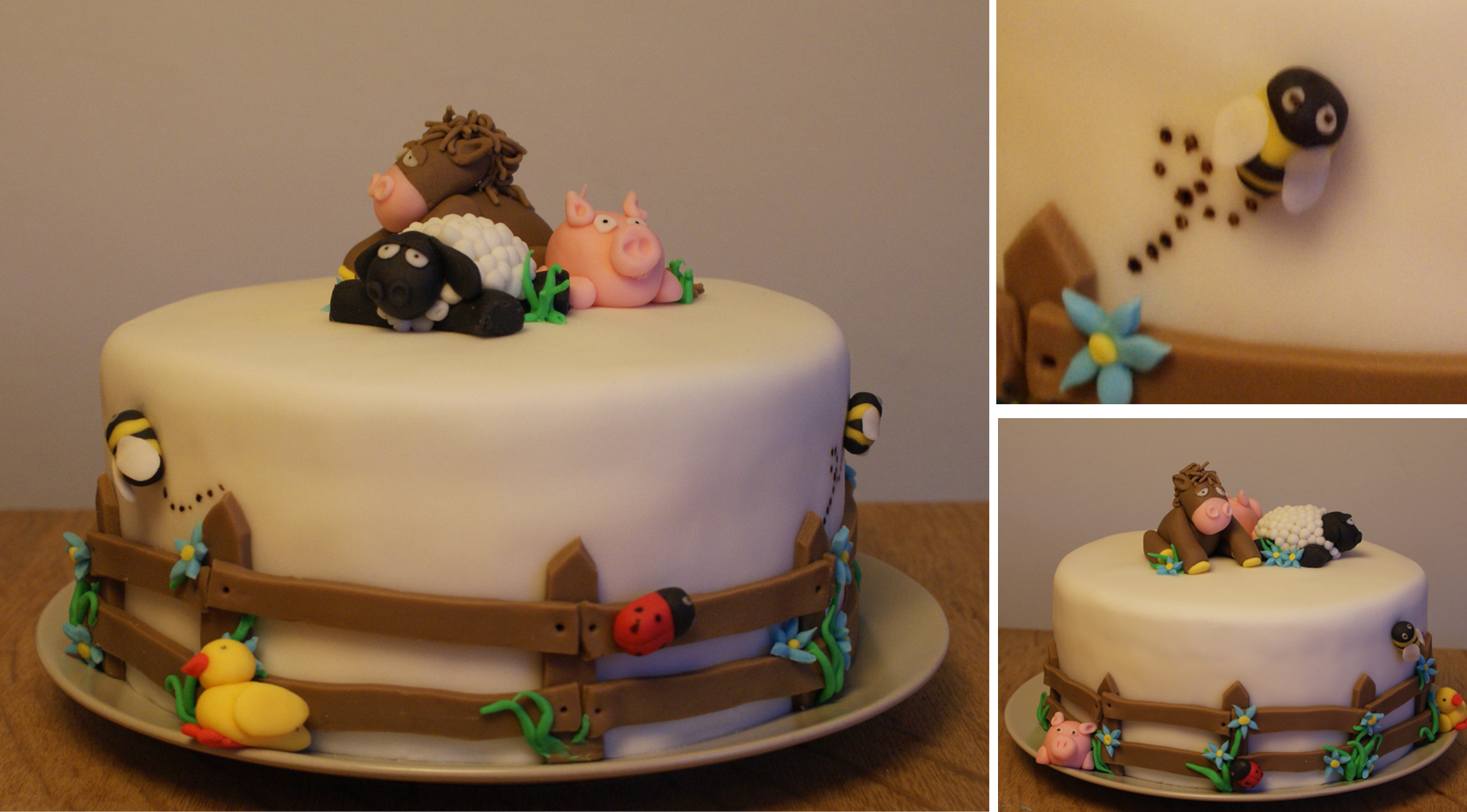 Cake decorating wendyondesign 39 s blog for Animal cake decoration